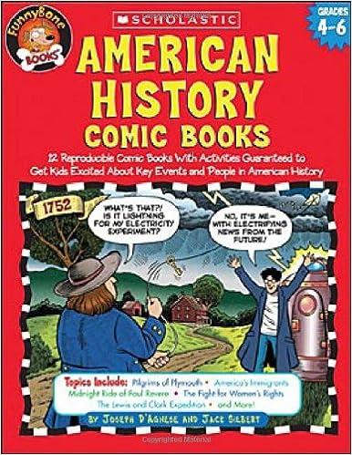 Amazon com: American History Comic Books: Twelve