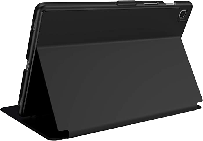 Speck Products BalanceFolio Samsung Galaxy S5e Case and Stand, Black/Black