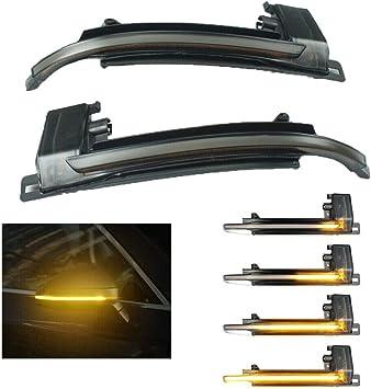 Dynamische Led Blinker Lichtspiegelanzeige Für A Udi A3 8p A4 B8 A5 S5 A6 A8 Auto