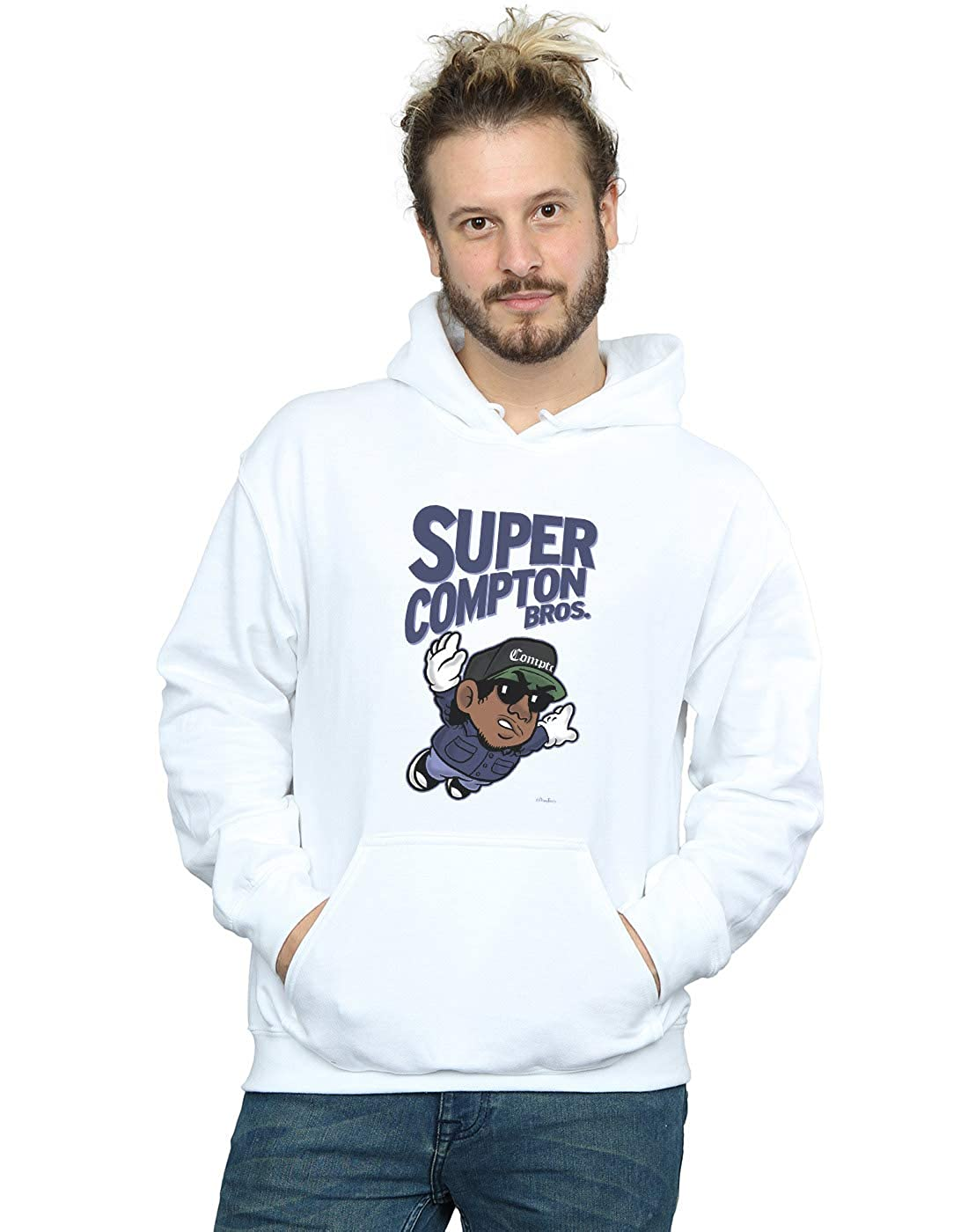 Absolute Cult Pennytees Homme Super Compton Bros Sweat À