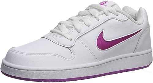 Nike Wmns Ebernon Low, Zapatillas de Baloncesto para Mujer: Amazon ...