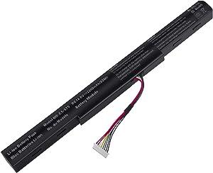 Laptop Battery for Acer Aspire E15 E5-523 E5-553 E5-576 E5-774G E5-575G-53VG E5-575-59QB E5-575-33BM, AS16A5K AS16A7K AS16A8K