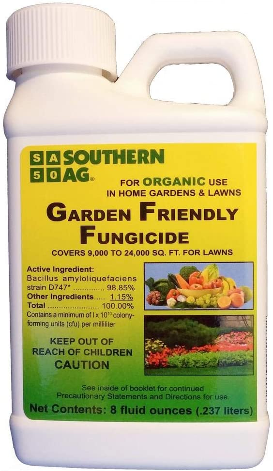 Southern Ag - 05171 - Garden Friendly Fungicide - Fungicide - 8oz