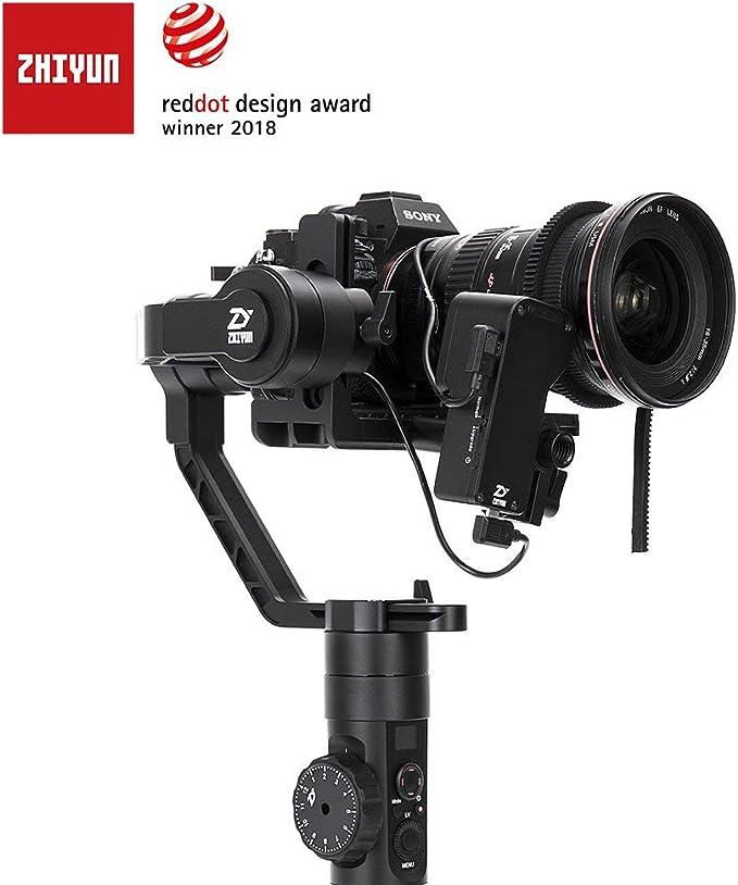 Zhiyun Crane 2 - Estabilizador de cámara de mano para todos los ...