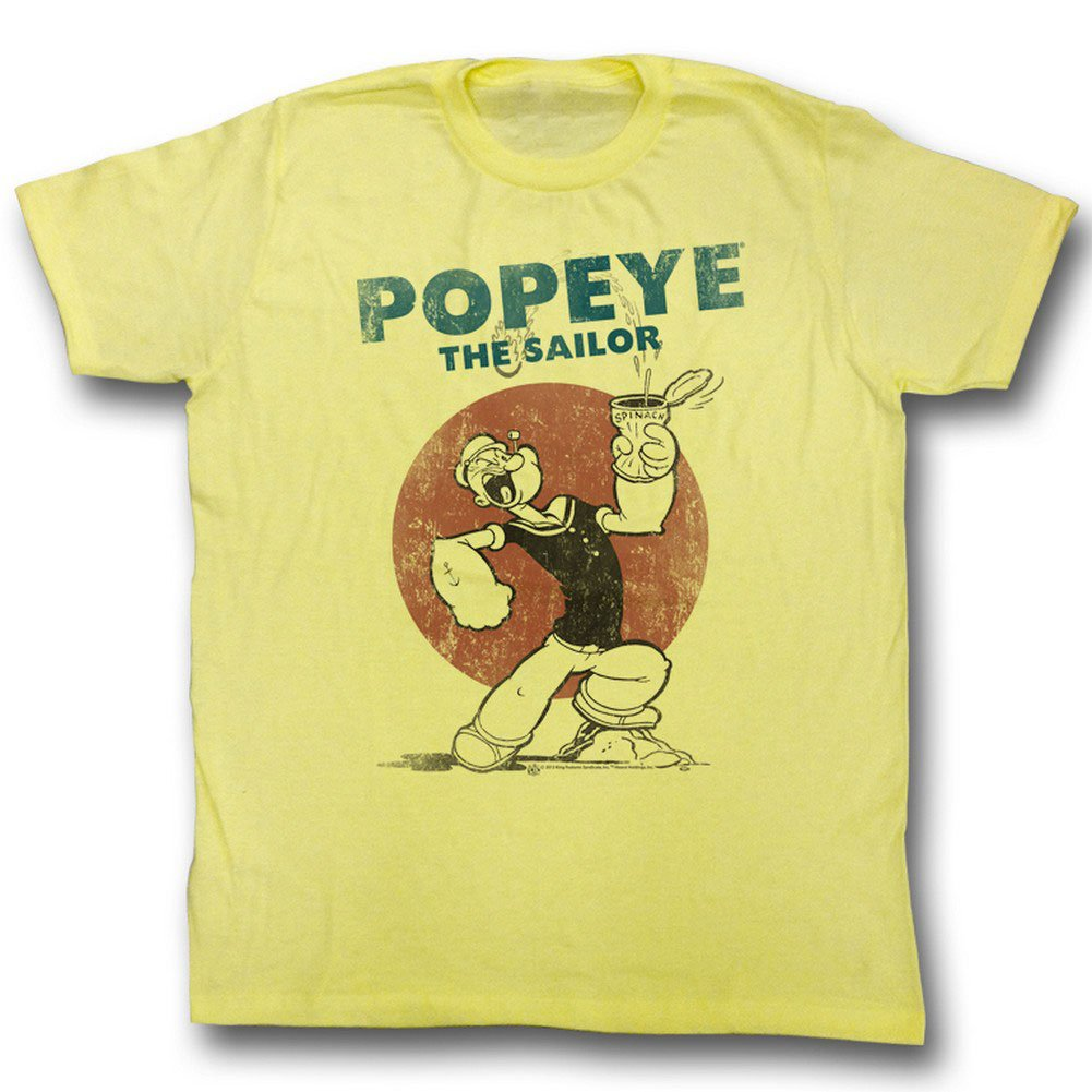 Popeye S Still4sail T Shirt