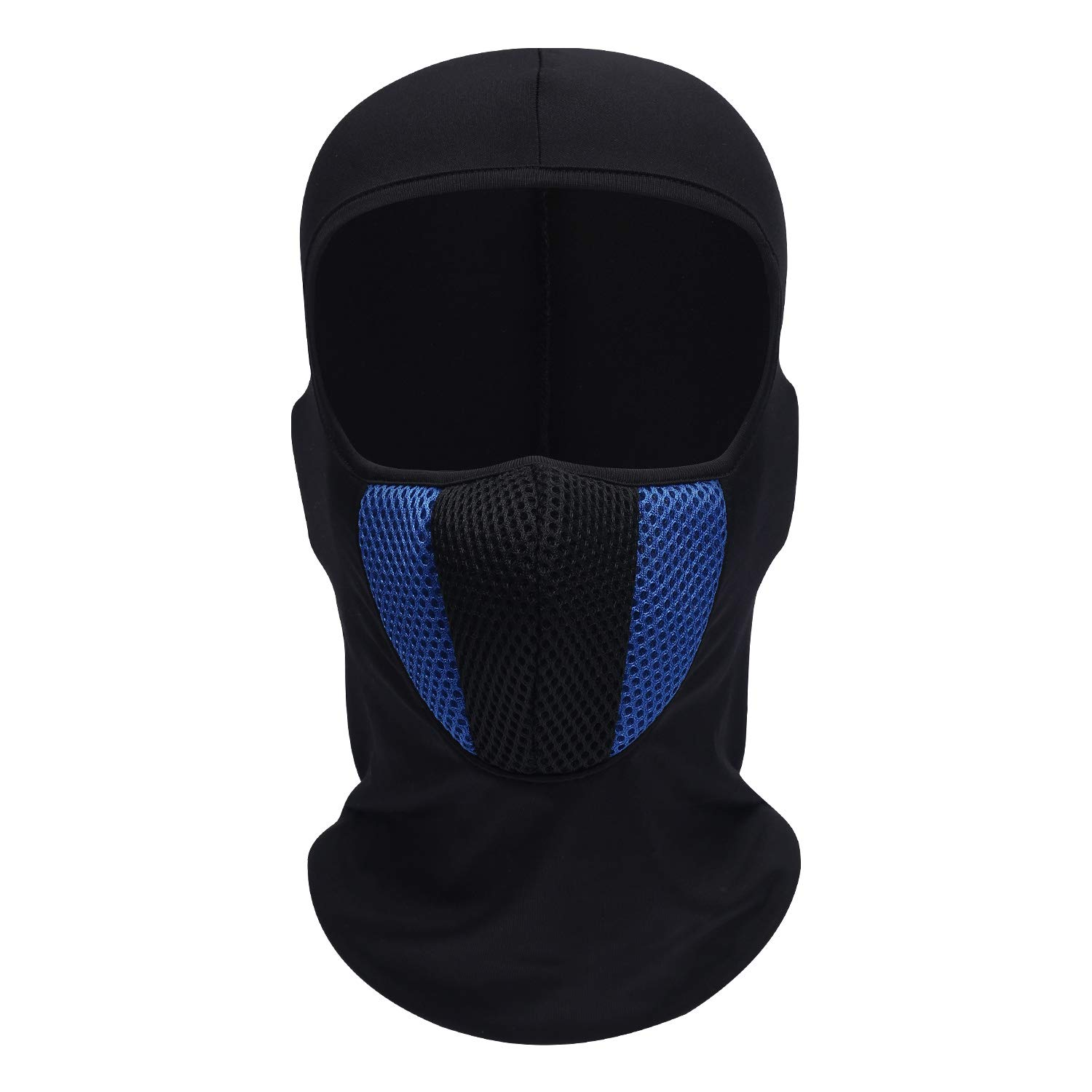 Dust /& breathable Outdoor Multifunctional Summer Windproof Full Face Mask for Cycling Hiking Balaclava Motorcycle
