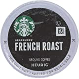 Starbucks French Roast Dark Roast Kcups, 60 Count