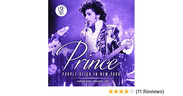 3516182a3a3 Prince - Purple Reign In New York by Prince - Amazon.com Music