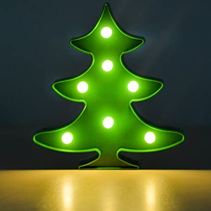 christmas tree light night lamp for kids yiamia baby night desk lamps for childs room home - Christmas Tree Lights Amazon