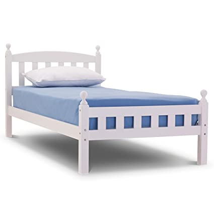 Florence - Marco de madera para cama - Marco de cama acabado ...