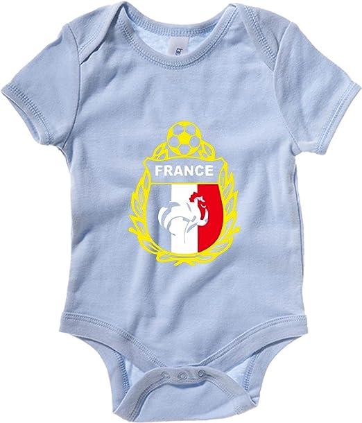 b78348982 T-Shirtshock - Bodi Bebe WC0050 FRANCIA FRANCE