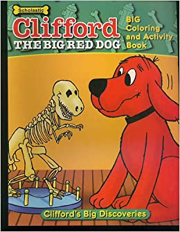 Book red dog big clifford the