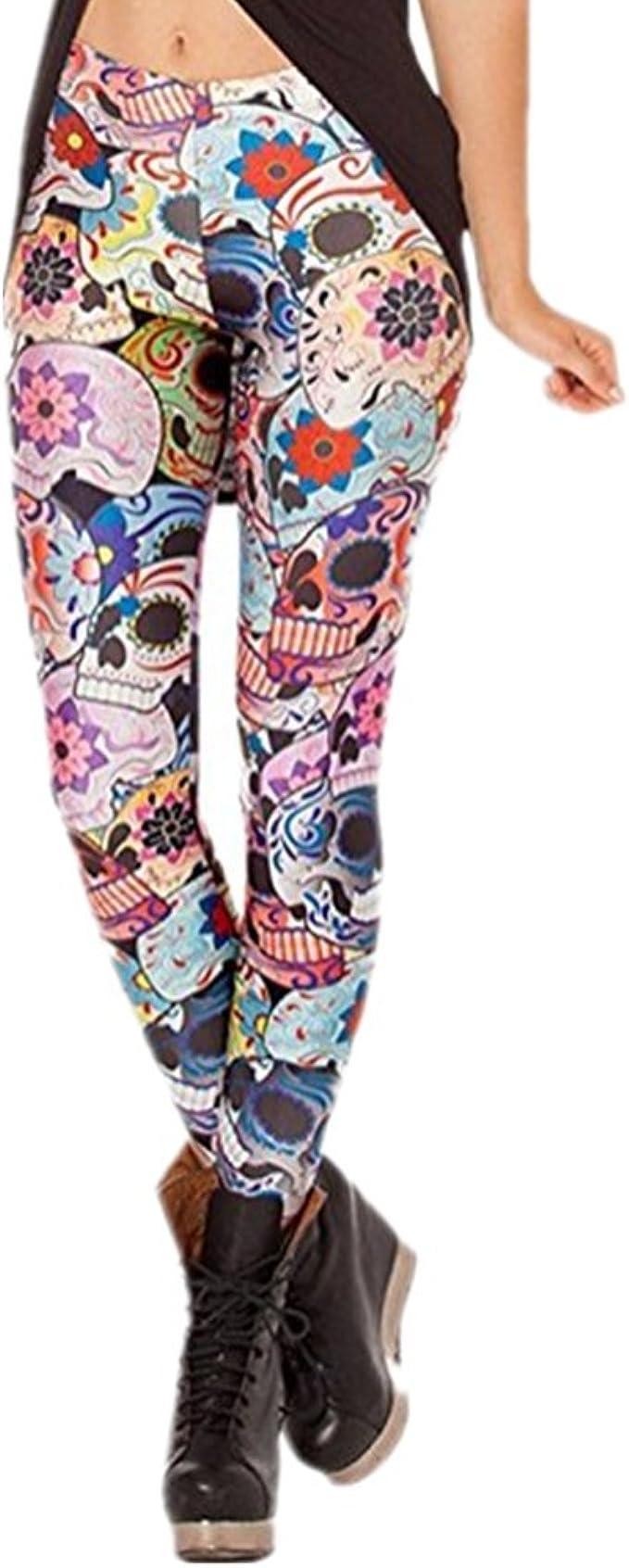 Acheter legging tete de mort online 10