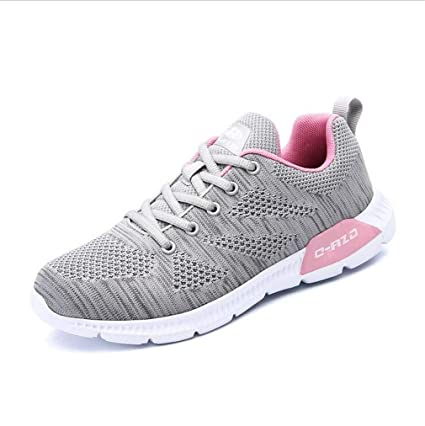 8cac1588eef96 Amazon.com: Exing Womens's Shoes Fall New Running Lightweight Lovers ...