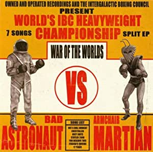 Vs Armchair Martian Bad Astronaut Amazon Ca Music
