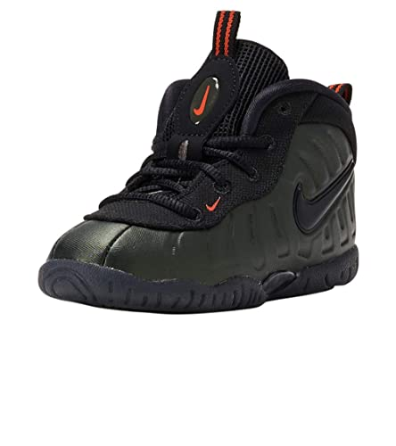 big sale 67974 e9e94 Nike Toddler Foamposite Pro Sequoia Sequoia Black-Team Orange (5 M US  Toddler