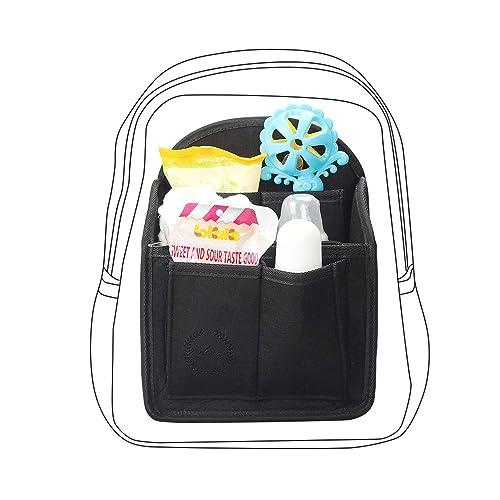 ada6fca31e2 Vstone Felt Backpack Organizer Insert, Purse Organizer For Men, Women  Backpack For Mummy Coach MCM LV JanSport(S)