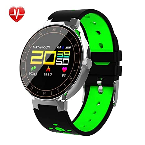 Amazon.com: JZ-MD Smart Watch Fitness Tracker Variety of ...
