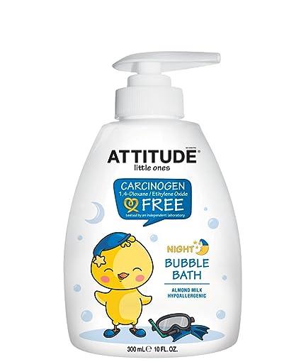 Attitude - Los más pequeños Hipoalergénica Noche Baño de ...