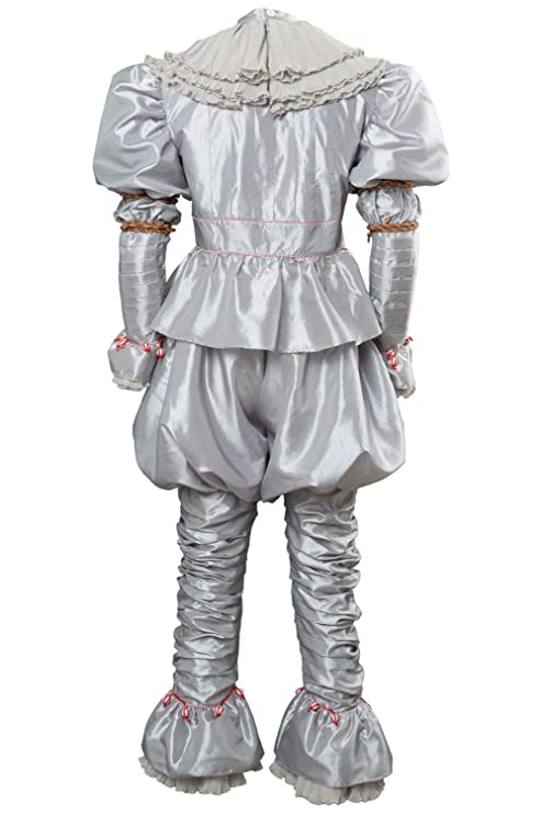 RedJade IT 2 Pennywise Clown Payaso Outfit Traje de Cosplay ...
