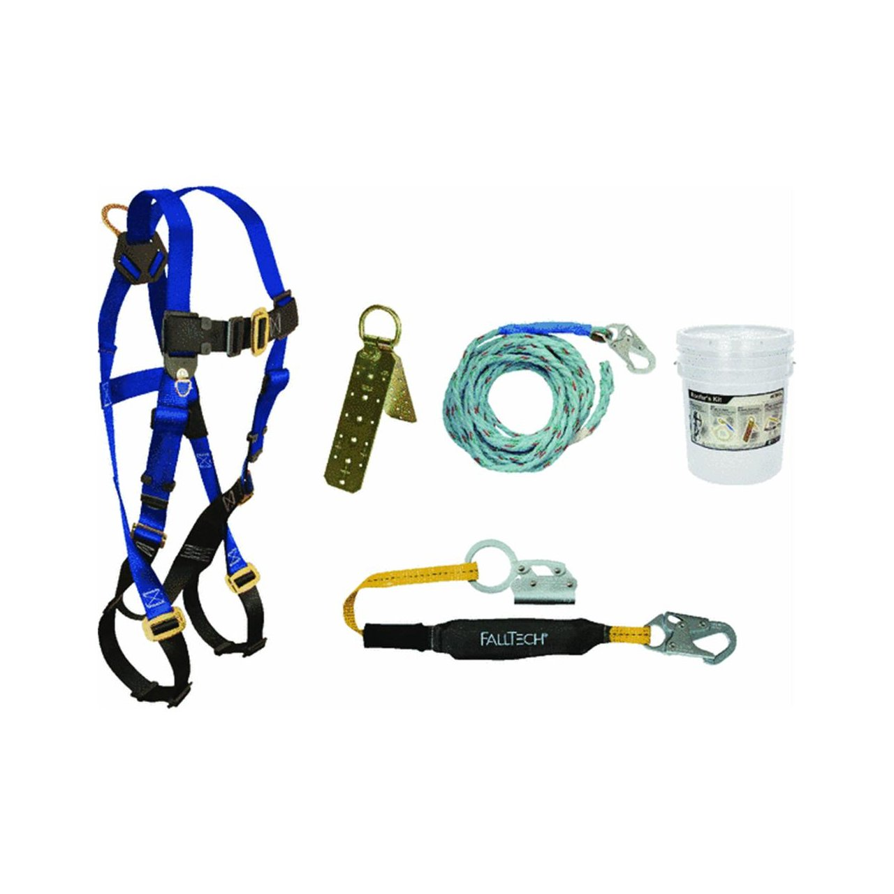Safety Works 10095901 Fall Protection Kit ANZI