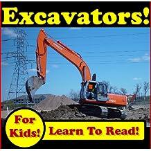 Excavators Working In Construction: Awesome Excavators Photos Pushing Dirt Around! (Over 30 Photos of Excavators Working)