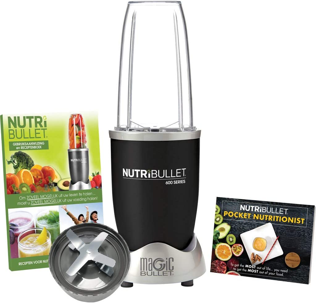 NutriBullet Series 600W Extractor de nutrientes original color ...
