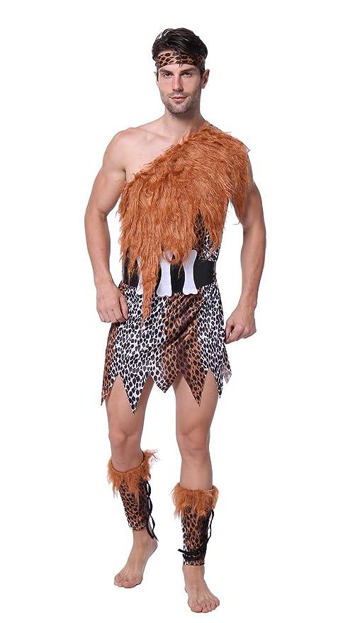 Amazon.com: Disfraz de Aborigina Africana de Native American ...