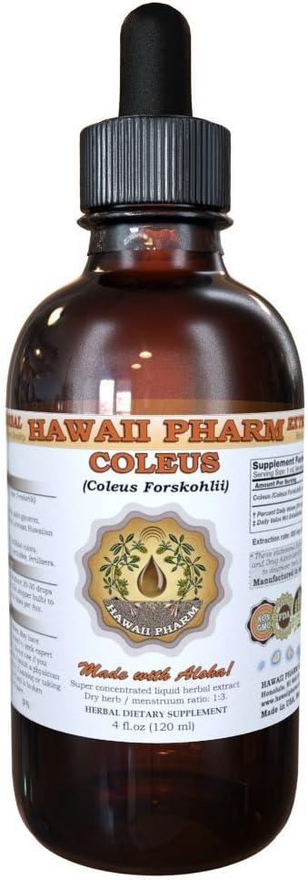Amazon Com Coleus Liquid Extract Coleus Coleus Forskohlii Root