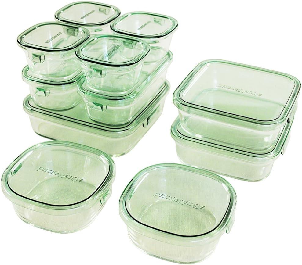 iwaki 耐熱ガラス 保存容器