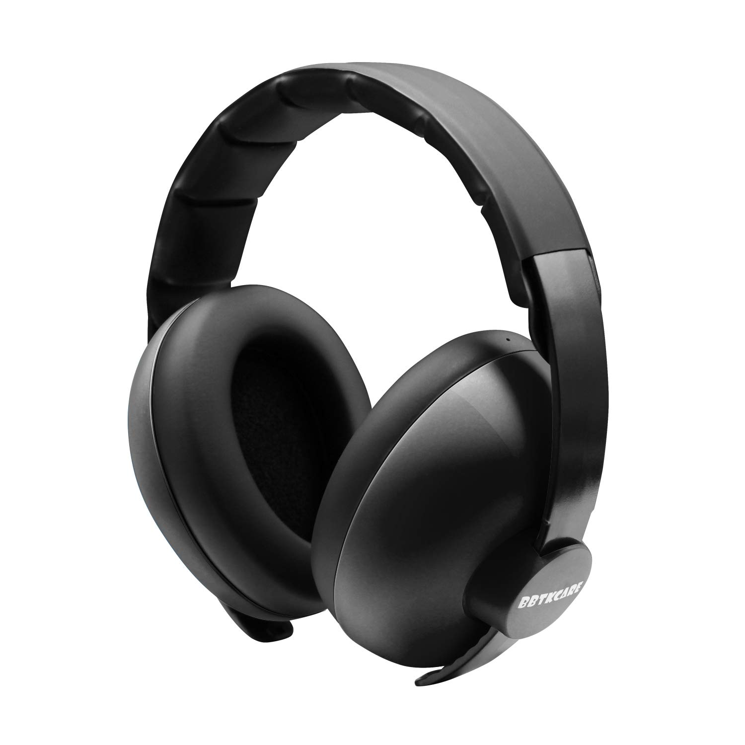 BBTKCARE Baby Headphones Noise Cancelling Headphones for Babies for 3 Months to 2 Years (Black)