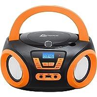 Boombox com CD, USB, BD 121 6W, Lenoxx