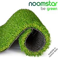 30 mm Prestige, Pile Height 1.18 inch Artificial Grass Synthetic Thick Lawn Turf Rug, Artificial Grass Mat (15 x 25)