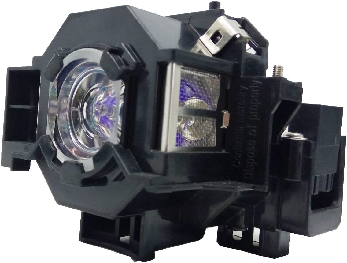 BORYLI ELP-LP41Replacement Projector Lamp with Housing for PowerLite S6,PowerLite S5 EMP-X5, EMP-S5+