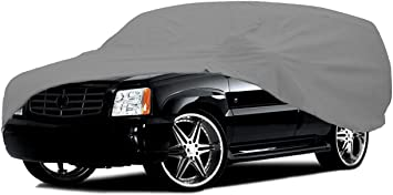 XtremeCoverPro 100/% Breathable Car Cover for Select Nissan Murano 2003 2004 2005 2006 2007 2008 2009 2010 2011 2012 2013 2014 2015 Jet Black