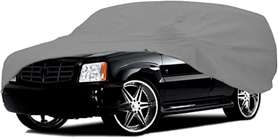 3 Layer All Weather SUV Car Cover fits Jeep Commander 2006-2010