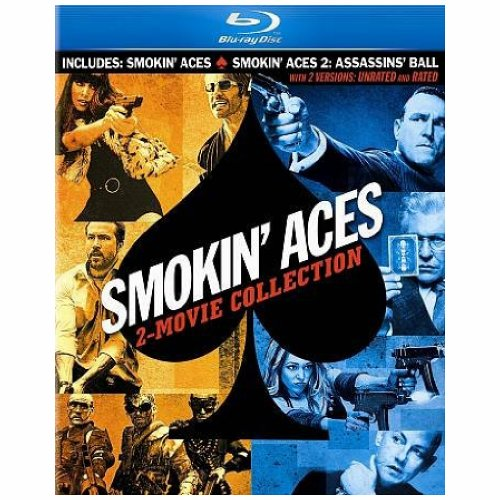 SMOKIN ACES:2 MOVIE COLLECTION [Region 1]
