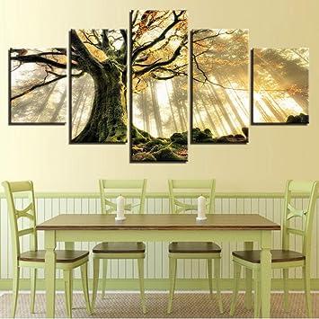 cchpfcc Leinwand Wandkunst Bilder Moderne Wohnzimmer Dekoration 5 ...