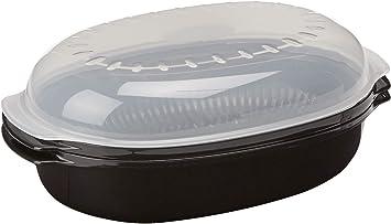 Whirlpool 8205262RB cocinar al vapor microondas universal: Amazon ...