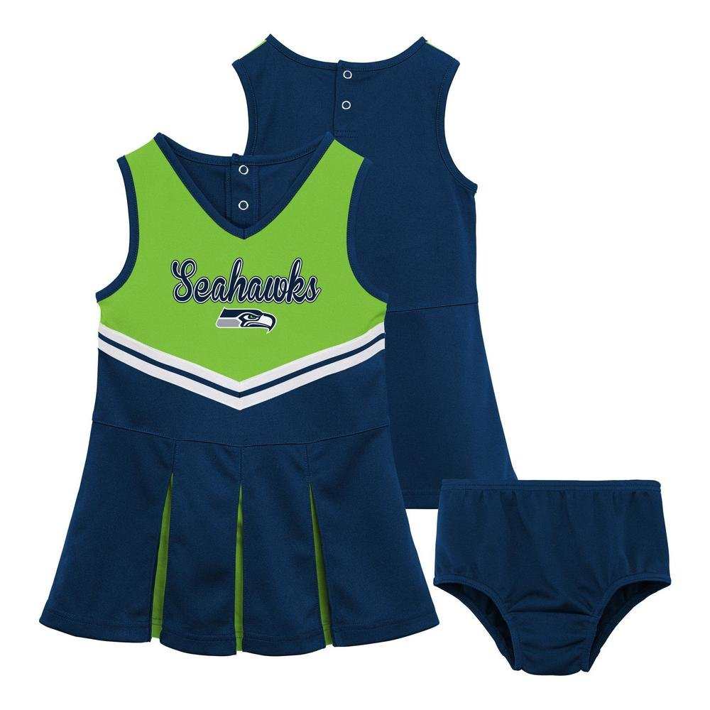 huge discount 6cf7e d1e00 Amazon.com : Genuine Merchandise Seattle Seahawks Toddler 3T ...