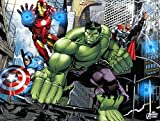 Edge Home Products Avengers Canvas with LED Lights - Best Reviews Guide