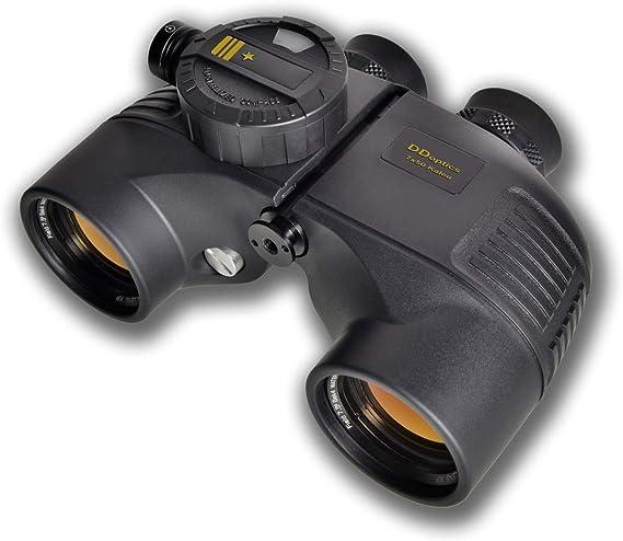 Ddoptics Kaleu 440140020 Binoculars 7x50 Hdx Compass Elektronik