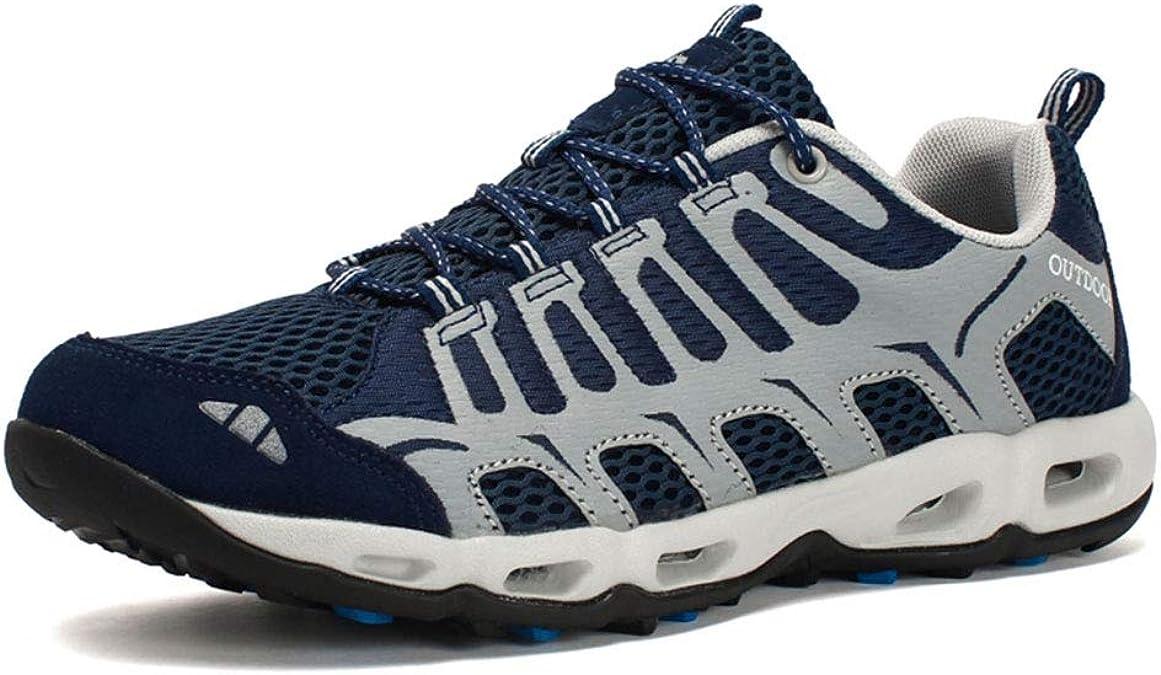Ying LAN - Zapatillas de Running para Hombre, Azul (Azul Marino ...