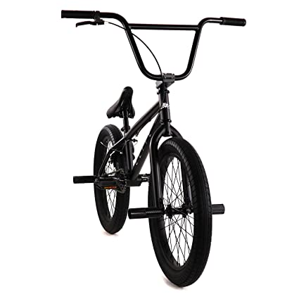 "Elite 20"" BMX Bicycle The Stealth Freestyle Bike (Matte Black) best bmx bikes"
