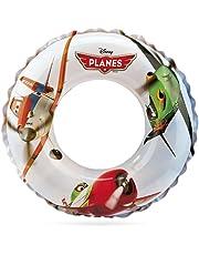 Intex - Rueda flotador hinchable, película planes, 61 cm (56208NP)