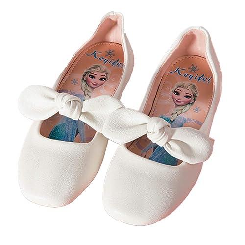 b1b1b5916 Fanessy Ballerines pour Fille Sandale Rose Blanc Kaki Chaussure de ...