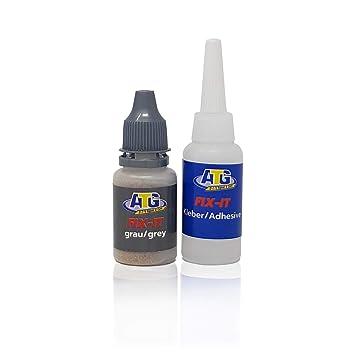 ATG FIX-IT el adhesivo industrial universal adhesivo multiusos con gránulos: Amazon.es: Electrónica