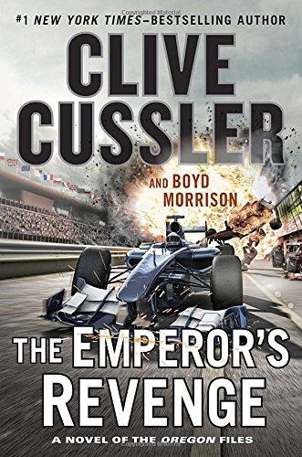 The Emperor's Revenge (The Oregon Files)