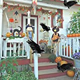 IMOSA Realistic Crow Decoration Crow Décor Crow