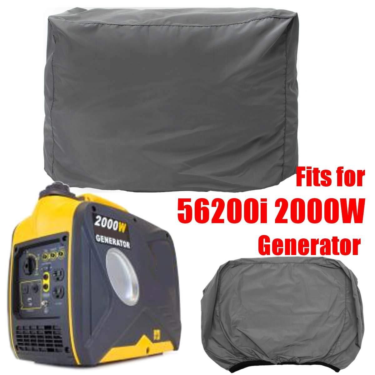 Funky Monkey Generator Cover-Waterproof Generator Cover 28Cmx53Cmx46Cm Grey Universal Weatherproof Inverter Generator Cover by Funky Monkey